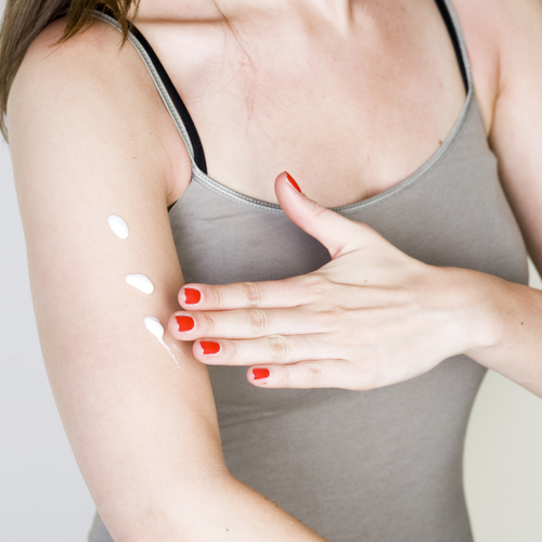 New Lotion Being Studied for Breast Cancer Treatment Side Effect