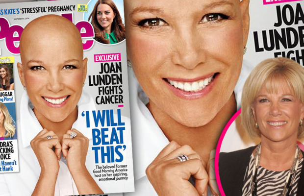Former GMA Host with Breast Cancer Poses Hairless for PEOPLE Magazine