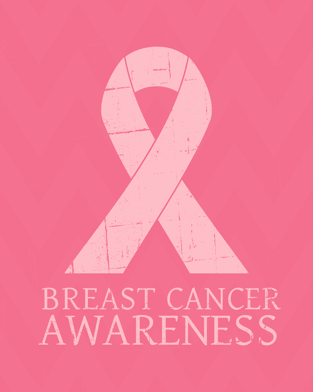 Breast Cancer Awareness Month Gathers Supporters in Several Events