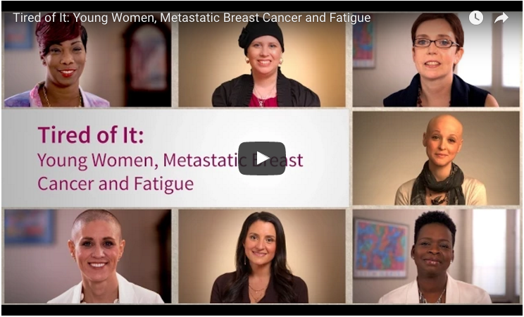 Tired of It: Fatigue and Metastatic Breast Cancer