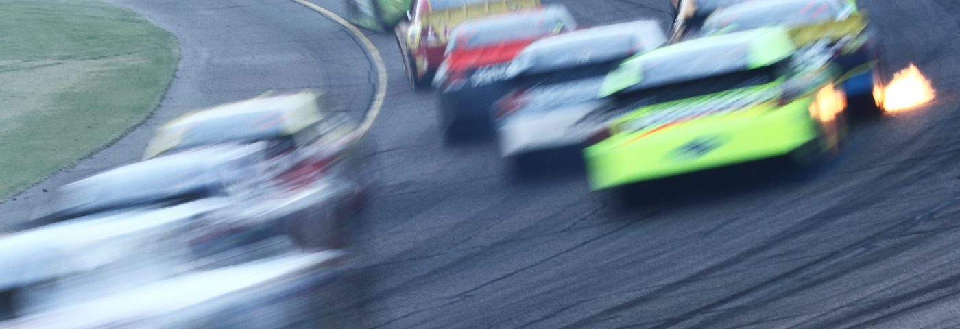 UBCF Raises Awareness of Male Breast Cancer at NASCAR Race