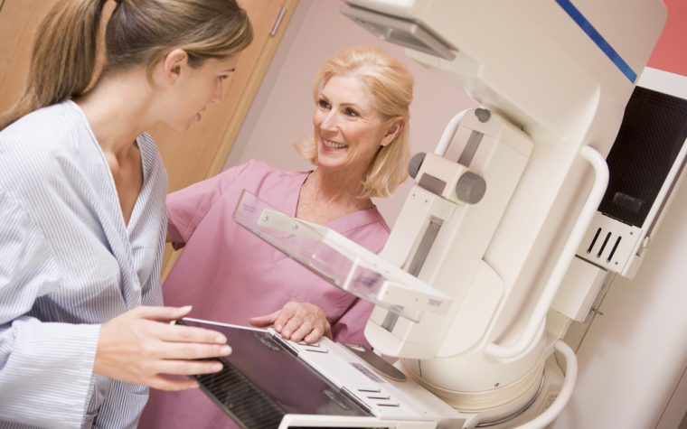 Medicare mammograms increase