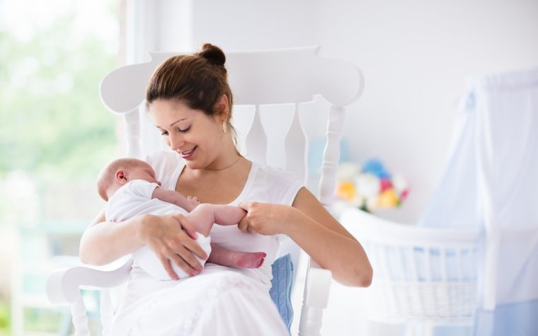 breastfeeding and health