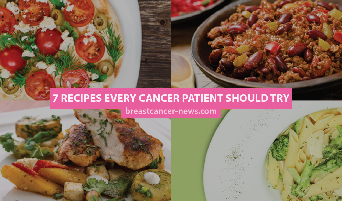 7 recipes every cancer patient should try breast cancer news pin it on pinterest breast cancer news forumfinder Choice Image