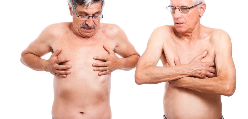 Fame Can Help Spread the Word About Male Breast Cancer
