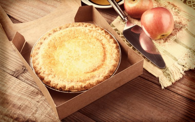 Purchased Pie and Other Delights of the Season