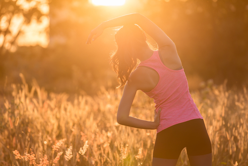 Exercise Improves Advanced Breast Cancer Patients' Heart Function, Quality of Life, Study Shows