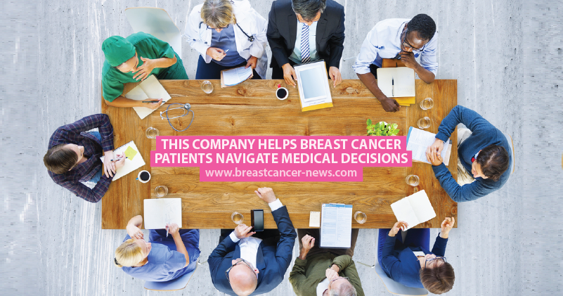 This Company Helps Breast Cancer Patients Navigate Medical Decisions