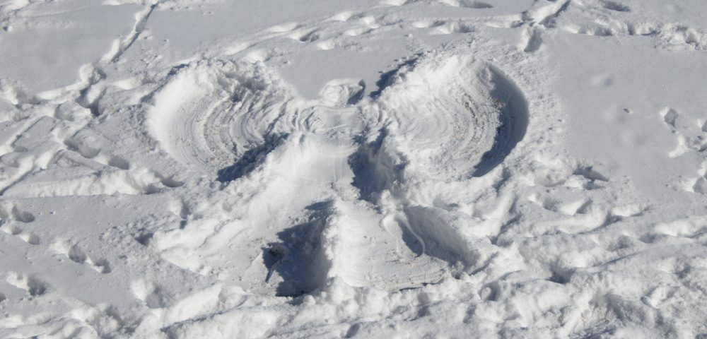 Snow Angels, Ice Scrapers, and the Value of Telling Your Story